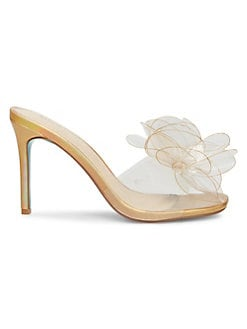 BABY LIGHT PINK WRAP ROUND LACE UPS STRAPPY SANDALS PEEP TOES HIGH HEELS SHOES