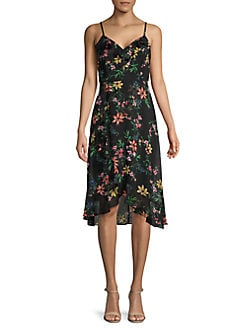 Kensie Womens Ponte Lace Panel Cocktail Dress B//W S