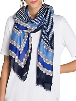 SEE LOVELY COLOURS MIX 4 FOR £12 BEAUTIFUL LADIES  NAVY BLUE  CHIFFON SCARF