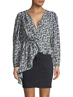 Ex Mango Womens Blue Denim Shirt Dress Tie Waist Tall Long Top Size M L