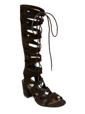 Lorraine Gladiator Sandals by Steve Madden