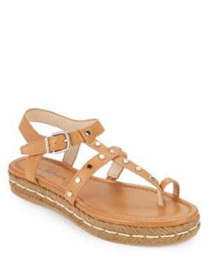 V-Lada Platform Toe Ring Sandals by Via Spiga