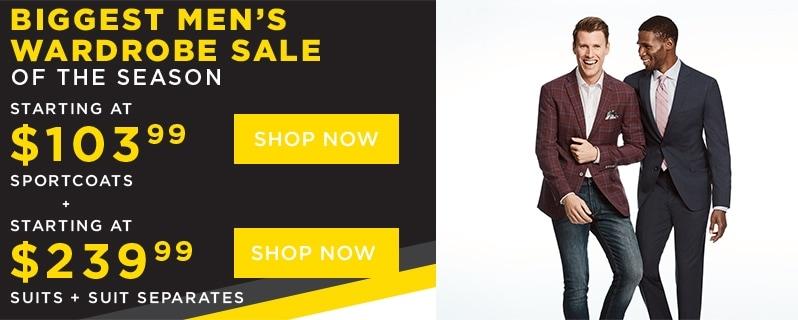cfca605fe9d Men s Clothing  Mens Suits