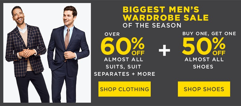 Men's Clothing: Mens Suits, Shirts, Jeans & More | Lord + Taylor