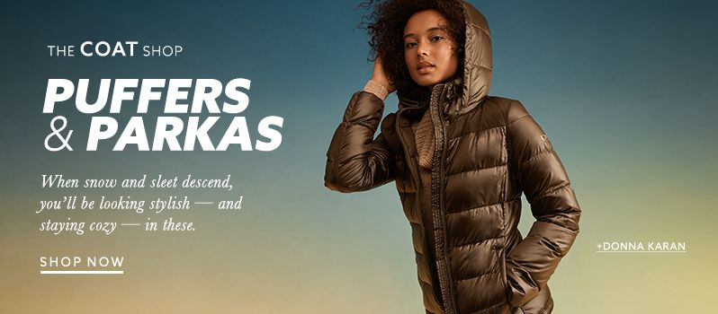 Puffers Quilted Coats For Women Lord Taylor
