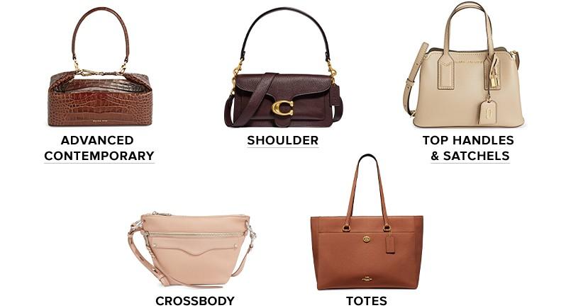 Designer Handbags Women/'s Shoulder Bag Faux Leather Ladies Patent Satchel Style