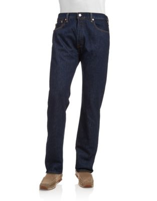 29aafab3c54 501 Straight Leg Button Fly Jeans BLUE. QUICK VIEW. Product image