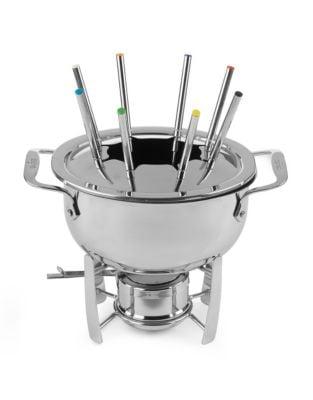 All Clad Gourmet Easy Serve Fondue Pot Thebay Com