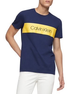 6613680377fc QUICK VIEW. Calvin Klein. Logo Cotton Tee