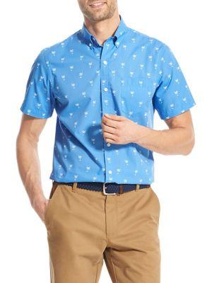21ac9d7c02e8d Men - Men s Clothing - Casual Button-Downs - thebay.com
