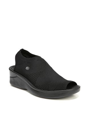 f796ffba2b7 QUICK VIEW. BZees by Naturalizer. Secret Mesh Wedge Sandals