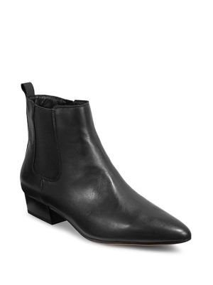 d43f7aa8cbc Franco Sarto - Archie Leather Ankle Booties