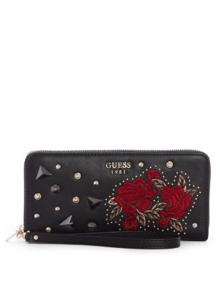 Quick View Guess In Love Embroidered Wallet