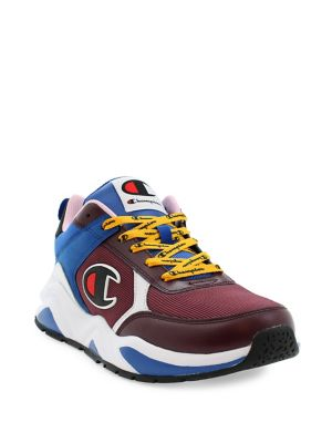 d3123f62024 QUICK VIEW. Champion. Men s Textured Leather Sneakers