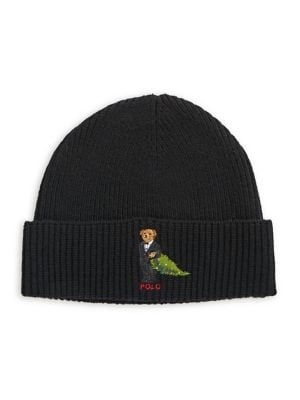 47d8ebdd838 QUICK VIEW. Polo Ralph Lauren. Graphic Logo Ribbed Beanie