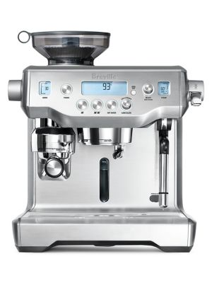 Breville The Oracle Stainless Steel Coffee Machine