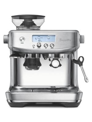 f10fcd7066 Barista Pro Espresso Machine BES878 BRUSHED STAINLESS STEEL. QUICK VIEW.  Product image. QUICK VIEW. Breville