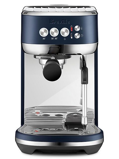 Breville Bambino Plus Compact Automatic Espresso Machine Bes500btr Thebay