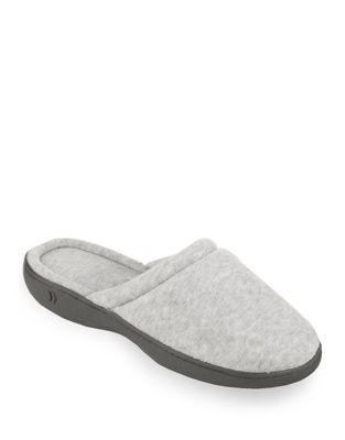e44c0006832e Product image. QUICK VIEW. ISOTONER. Womens Terry ContourStep Clog Slippers