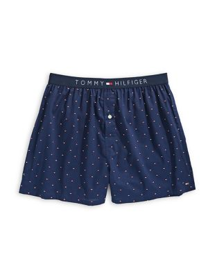 6cdb79b8730ed Product image. QUICK VIEW. Tommy Hilfiger. Graphic Cotton Boxers