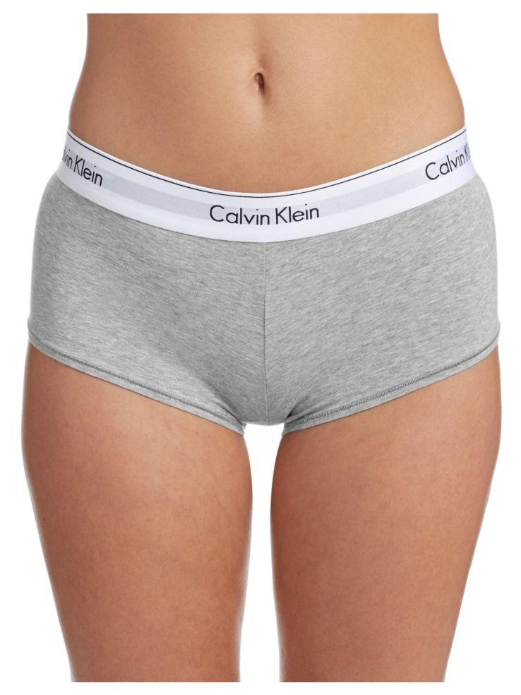 0be1c33d64adc Calvin Klein Underwear - Modern Cotton Boy Shorts - thebay.com