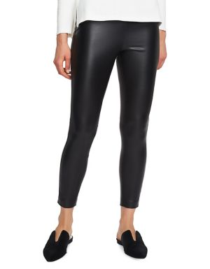 9064834a3f4 1. STATE - Heritage Bloom Faux-Leather Leggings - thebay.com