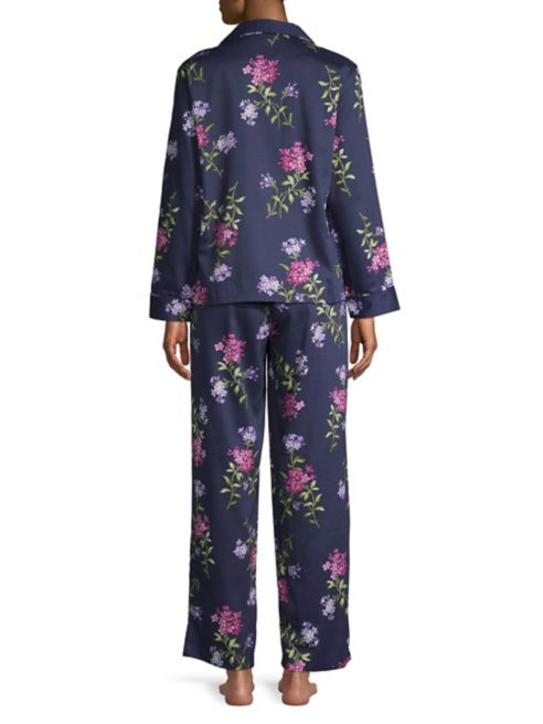 motif Pyjama Lauren Lauren floral à Ralph ARqL345j