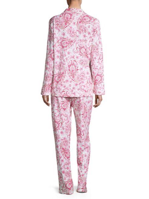 en Lauren Pyjama imprimé Lauren coton Ralph 1cTlFJK