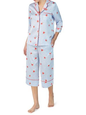 2019 Latest Design New With Tags George Pink Spotty Long Sleeve Pj Nightwear Top Size 20-22 Sleepwear & Robes Women's Clothing