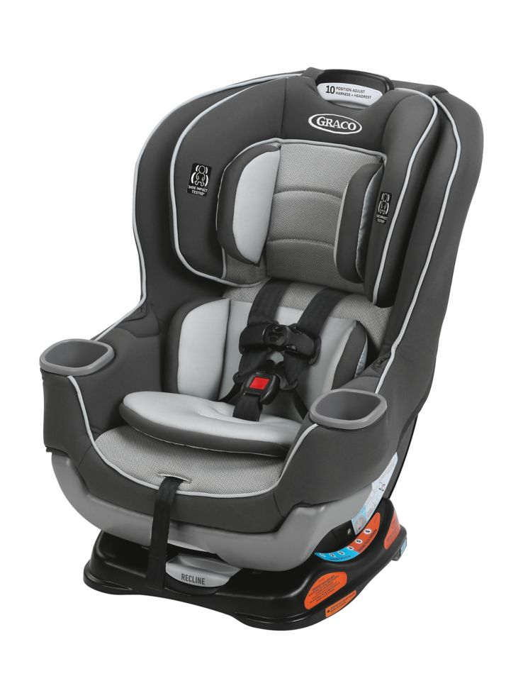 Extend2Fit Convertible Infant Car Seat