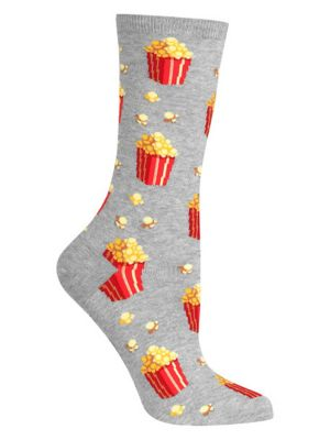 8dea701c055 QUICK VIEW. Hot Sox. Women s Popcorn Crew Socks