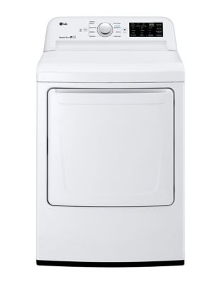 DLE7100W - 7.3 cu. ft. Ultra Large Capacity Electric Dryer with Energy Saver and SmartDiagnosis photo