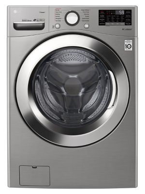LG WM3700HVA27 inch, 5.2 cu. ft. Capacity Front Load Washer photo