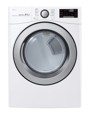 DLE3500W 7.4 cu. ft. Ultra Large Capacity Smart Wi-Fi Enabled Electric Dryer photo