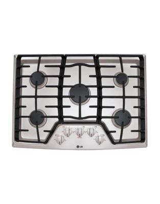 LCG3011ST 30 in. Gas Cooktop with SuperBoil- Stainless Steel photo