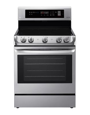 LRE4211ST - 6.3 cu. ft Electric Range with ProBake Convection and EasyClean Stainless Steel photo
