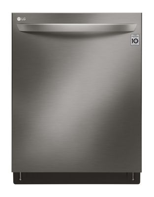 LDT7808BD - 24 In 42dB Built-In Dishwasher with Third Rack - Black Stainless Steel photo
