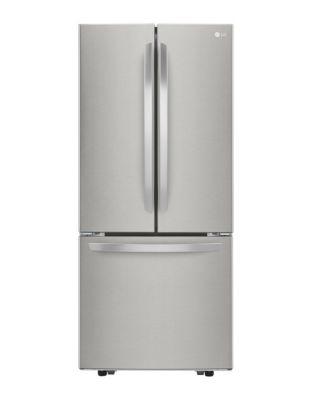 LG LFNS22520S 21.8 cu. ft. Capacity 3-Door French Door Refrigerator photo