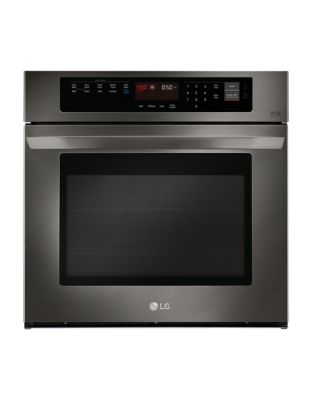 LWS3063BD 4.7 cu. ft. Built-In Single Wall Oven- Black Stainless photo