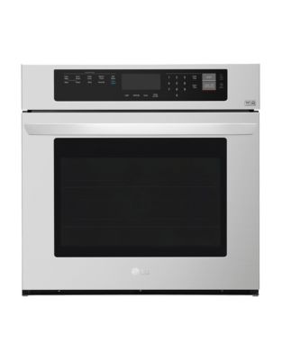 LWS3063ST 4.7 cu. ft. Convection Wall Oven with Brilliant Blue Interior- Stainless Steel photo