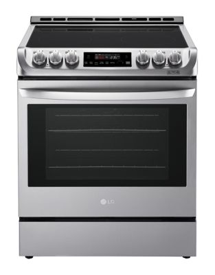 LSE4611ST - 6.3 cu. ft. Electric Slide-in Range with ProBake Convection and EasyClean photo