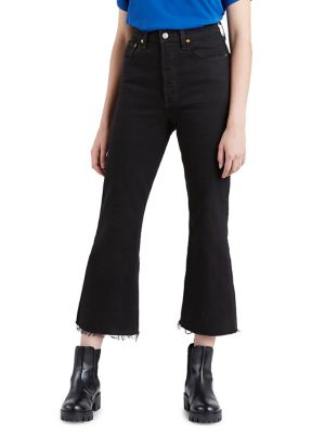 47fe28f1 QUICK VIEW. Levi's. Ribcage Crop Flare Jeans