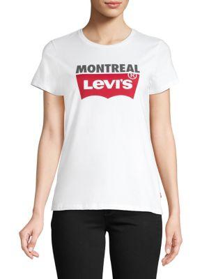 ff9a48d78f8 Levi's | Women - Women's Clothing - Tops - T-Shirts & Knits - thebay.com