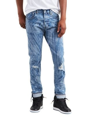 Product image. QUICK VIEW. Levi's. Levi's x Justin Timberlake 501 Slim Tapered Jeans