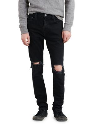 5b9f1d45fb8a QUICK VIEW. Levi s. 510 Skinny-Fit Knee Crash Jeans