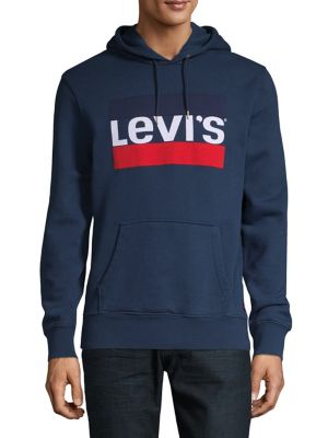 fef7f15d072 QUICK VIEW. Levi s. Graphic Cotton Blend Hoodie