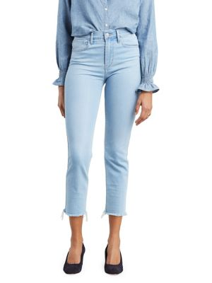 b369fec15bc QUICK VIEW. Levi s. 724 Perfect Mistake High-Rise Straight Cropped Jeans