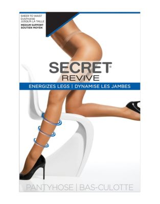 791844cdd901f Product image. QUICK VIEW. Secret Hosiery. Medium Support All Sheer  Pantyhose