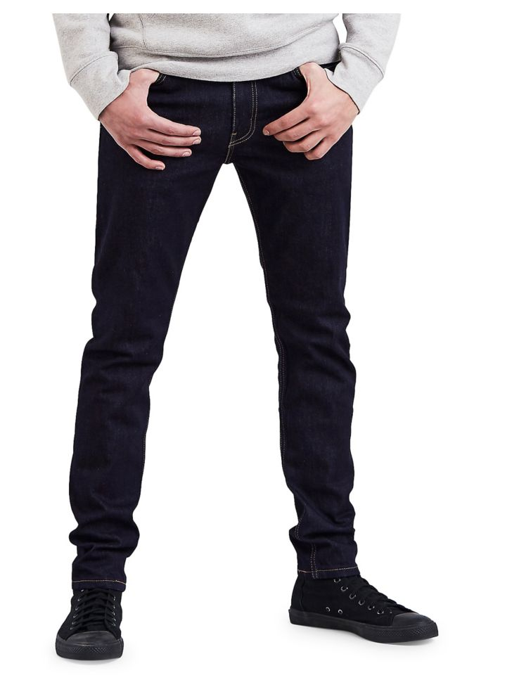 512 Sim Tapered Dark Jeans by Levi's