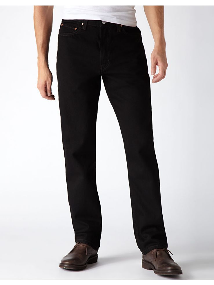 550 Relaxed Fit Black by Levi's